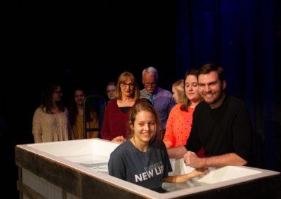 February 2019 Baptism