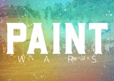 Paint Wars 2020